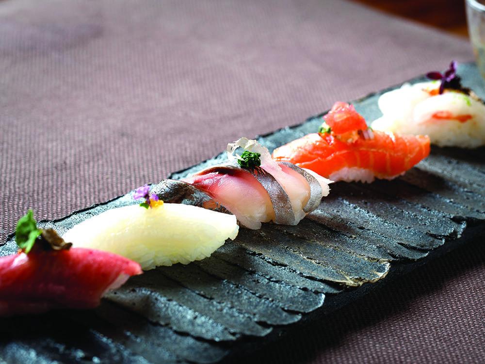 zuma sushi granite