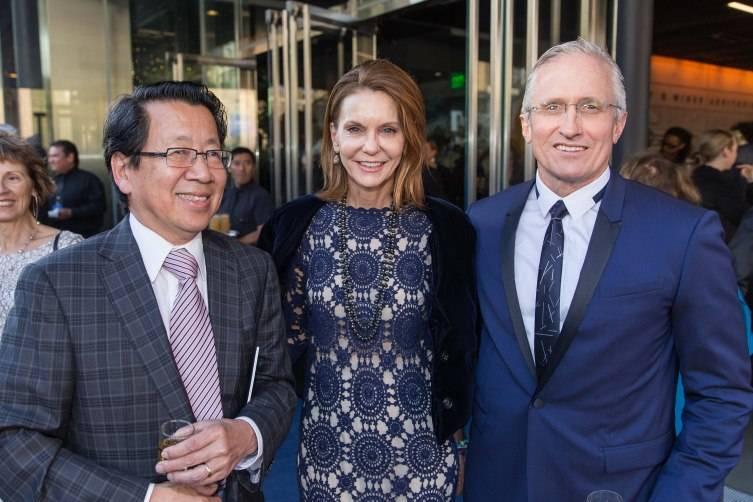 Ben Fong-Torres, Penny Coulter, Jim Coulter
