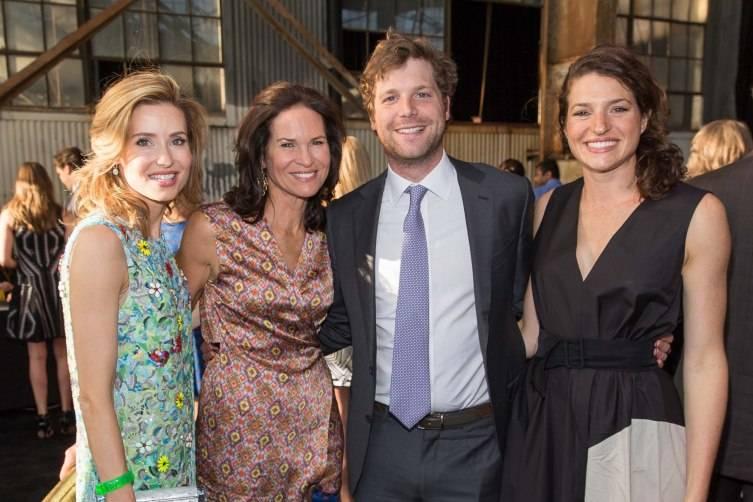 Kate Harbin Clammer, Randi Fisher, Mark George, Lexie George