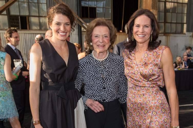 Lexie George, Doris Fisher, Randi Fisher