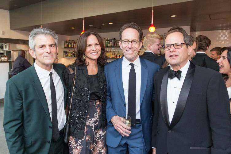 Jeffrey Fraenkel, Randi Fisher, Alan Mark, Randall Kline