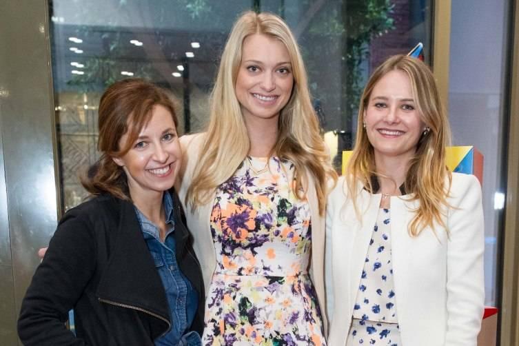 Aleksandra Chojnacka, Amanda Bradford, Kamila Dmowska