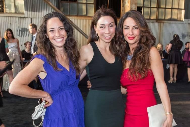 Nicole Dawes, Gina Peterson, Vanessa Higgins