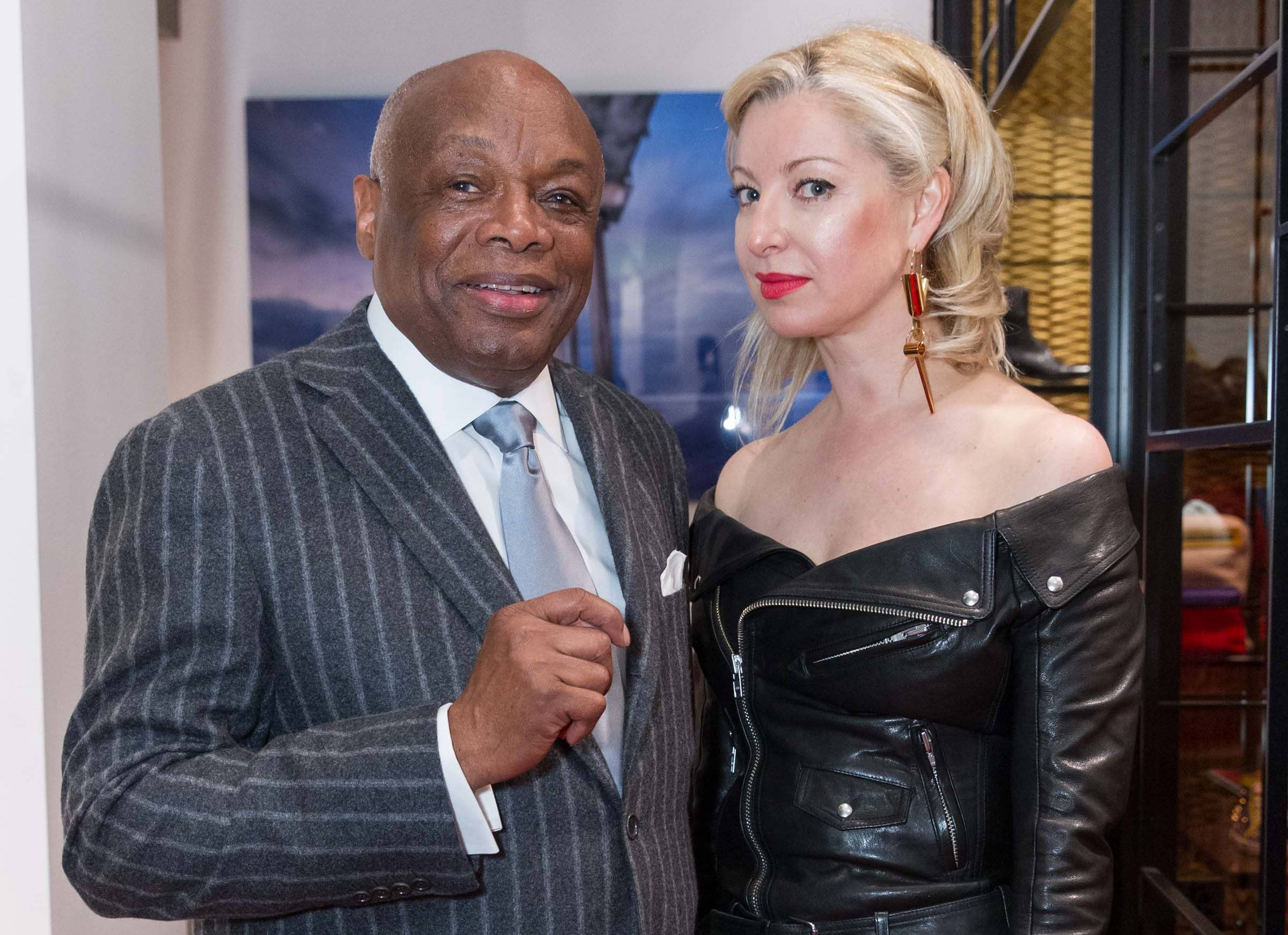Willie Brown, Sonya Molodetskaya