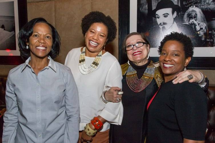 Heather Philip, Yvette Hollingsworth, Masha Archer, Beverly Anderson