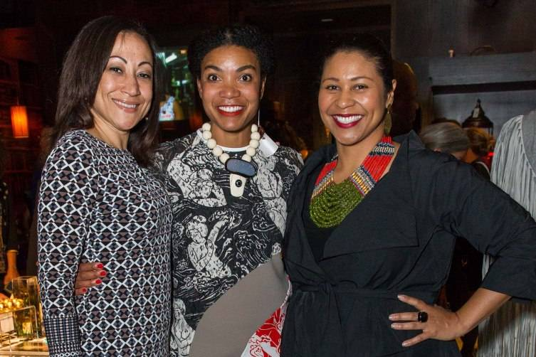 Jennifer Madden, Sherri McMullen, London Breed