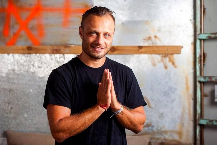 Chef-Owner Bogdan Niculae