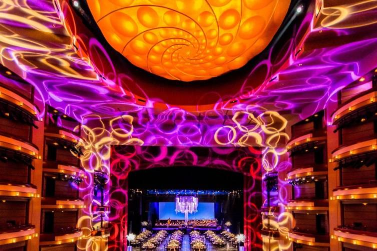 Adrienne Arsht Center Gala 2015 Stage
