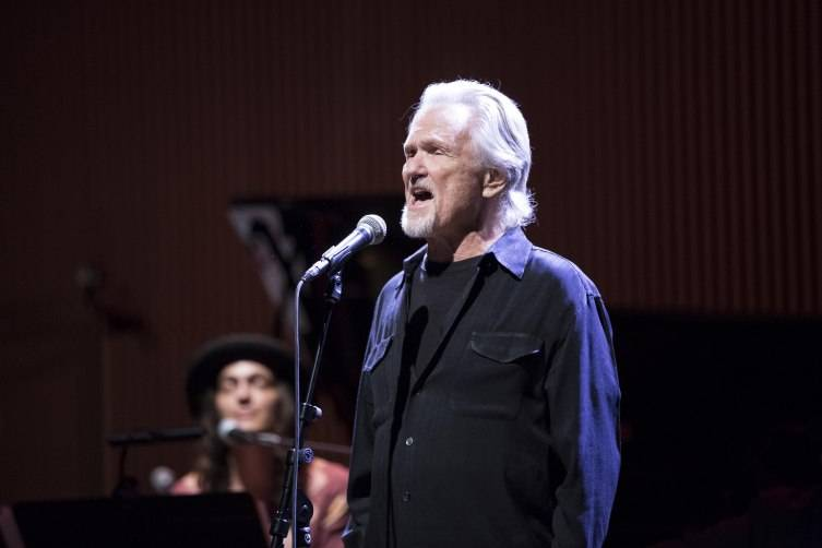 Performance by Kris Kristofferson