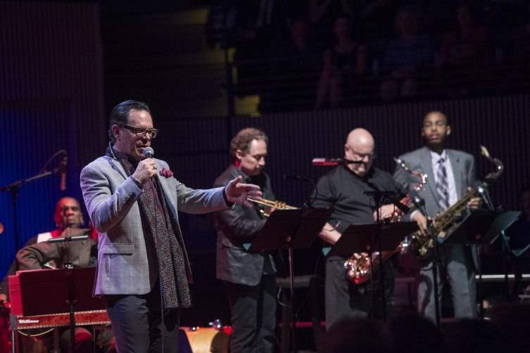 Performance by Kurt Elling