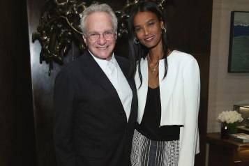 David Yurman With Liya Kebede Hosts An In-Store Event To Benefit The Liya Kebede Foundation In New York, NY