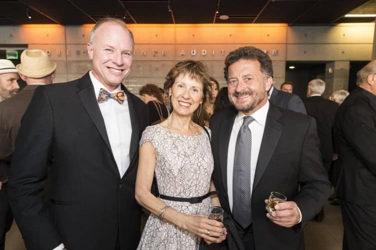 Don Derheim, Patricia Helleboid, Rex Cardinale