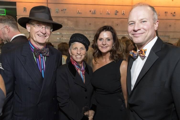 Terry Berkemeier, Lori Lerner, Diane Mailey, Don Derheim