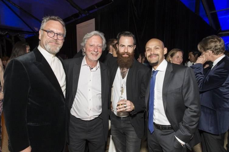 Nion McEvoy, Philip Kaufman, Avashai Cohen, Miguel Zenon