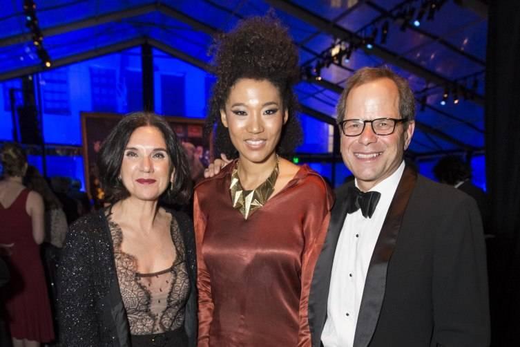 Teresa Pantaleo, Judith Hill, Randall Kline