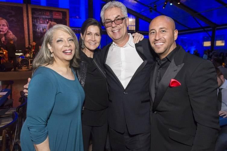 Patti Austin, Monica Mancini, Gregg Field, David Galvez