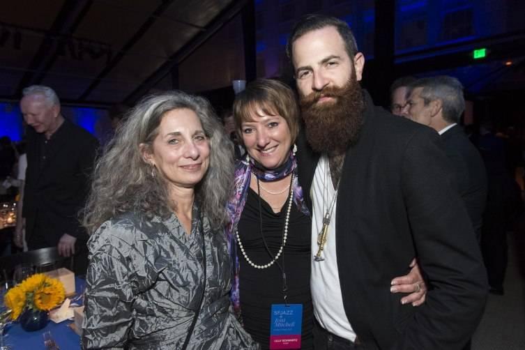 Frish Brandt, Lilly Schwartz, Avashai Cohen