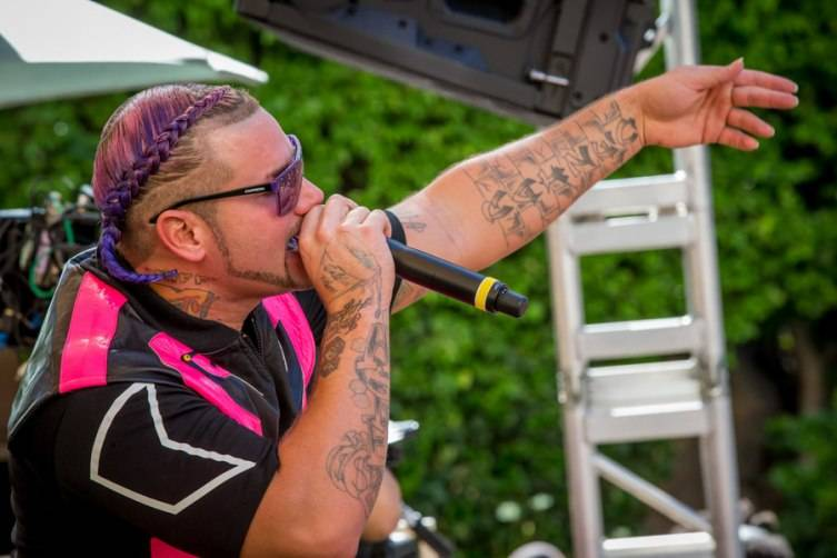 Riff Raff at REHAB at Hard Rock Hotel in Las Vegas, NV