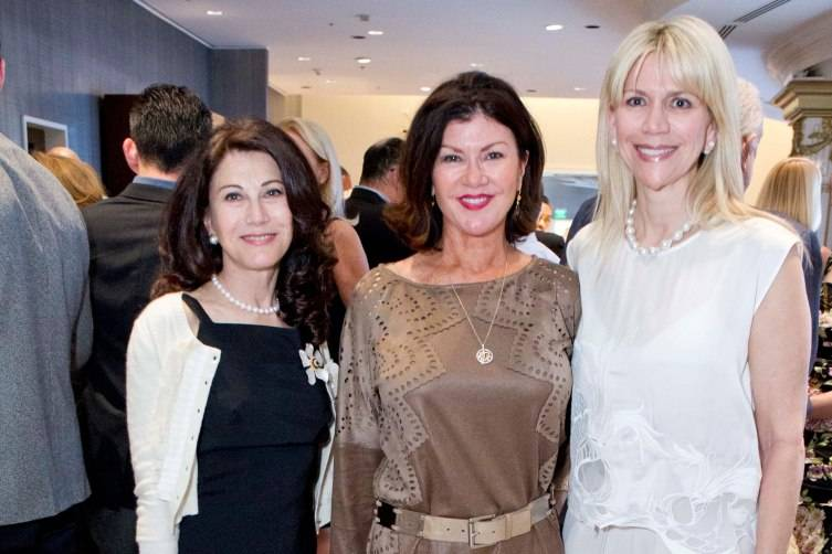 Adrienne Mally, Dianne Yancey, Kimberly Sharp