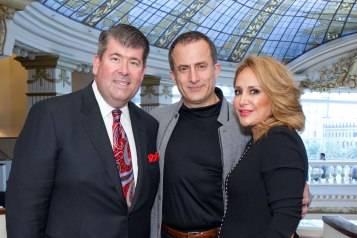 Alan Morrell, Jorge Maumer, Brenda Zarate (2)