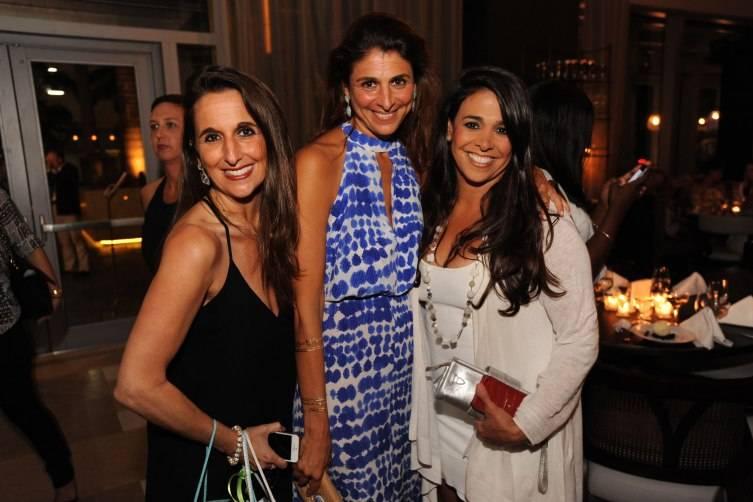 Amy Sayfie, Lisa Sayfie Ranawat, & Stephanie Sayfie Aagaard