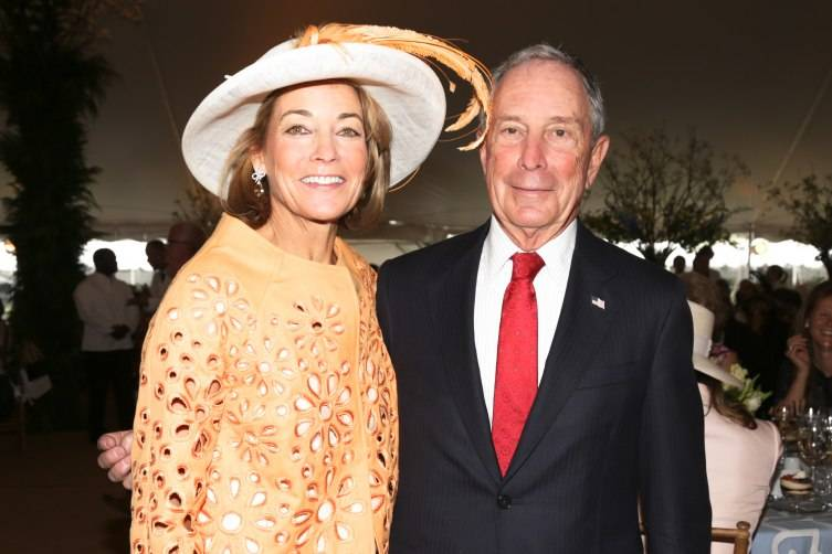 Michael Bloomberg, Anne Harrison