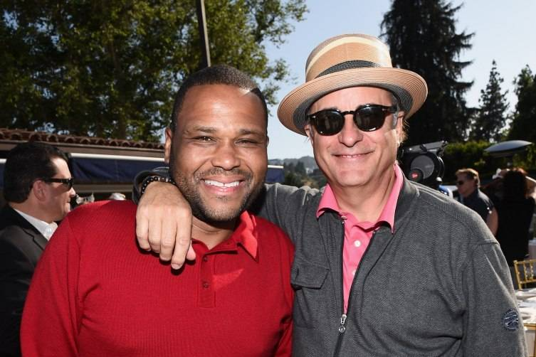 Anthony Anderson and Andy Garcia