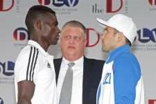 Bahodir Mamadjonov & Richard Commey Knockout Night at the D Press Conference