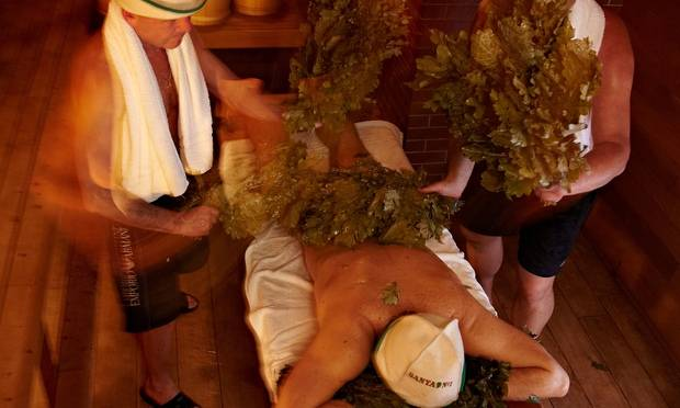 Banya No.1 Russian Bath Club & Spa in London