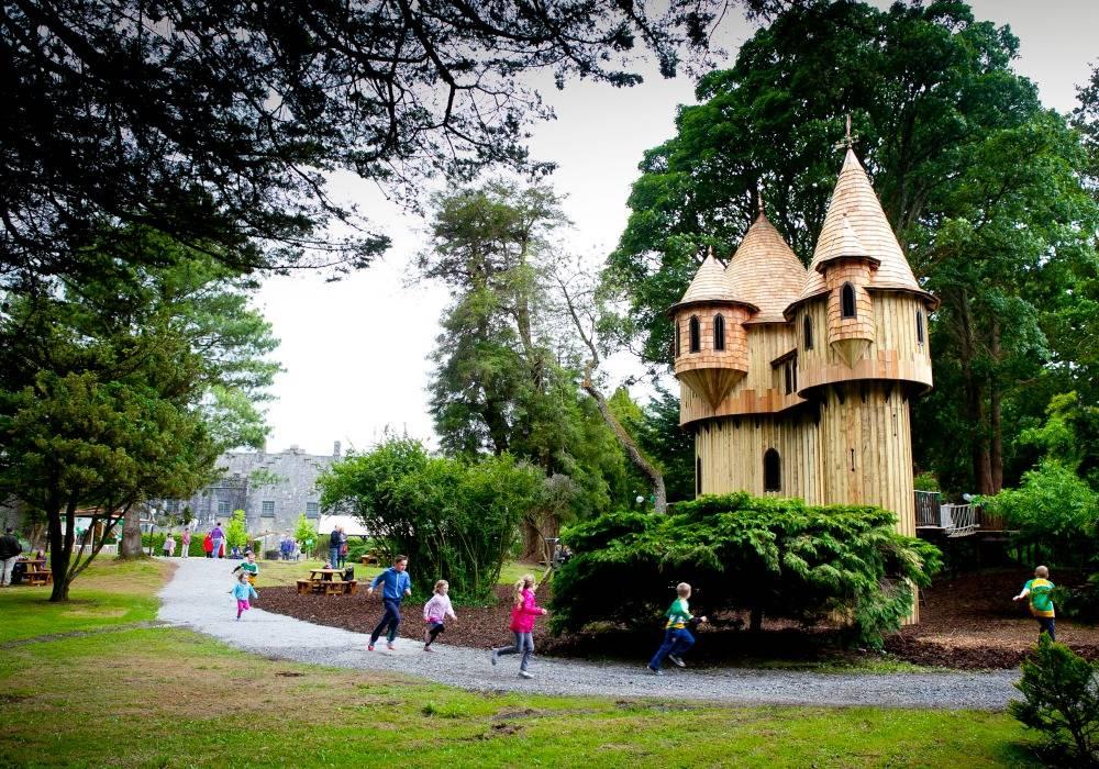 Birr Castle Tree House.