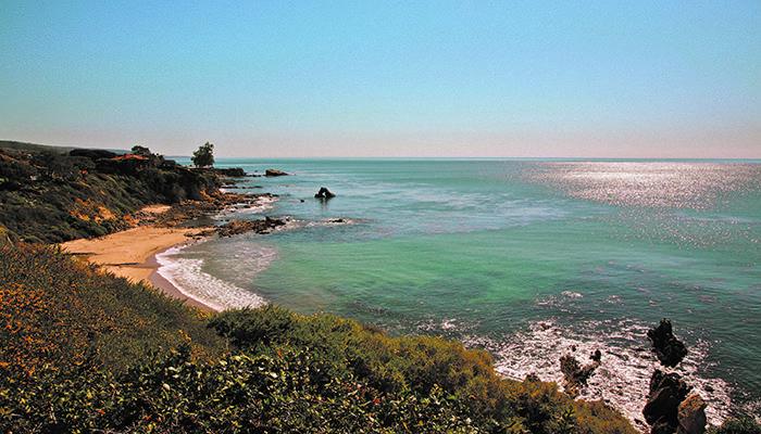 Little Corona Beach, image by Kate Houlihan