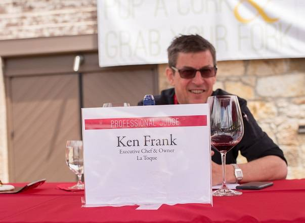 Judge/Chef Ken Frank
