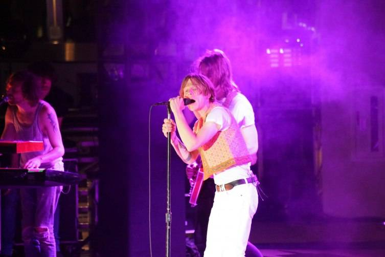 Cage the Elephant at The Cosmopolitan of Las Vegas_May 28_Graff_1