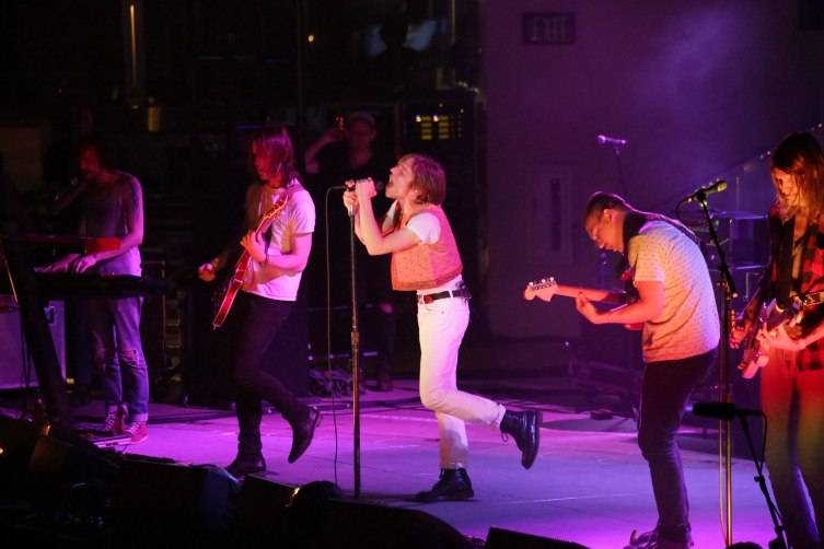 Cage the Elephant at The Cosmopolitan of Las Vegas_May 28_Graff_2