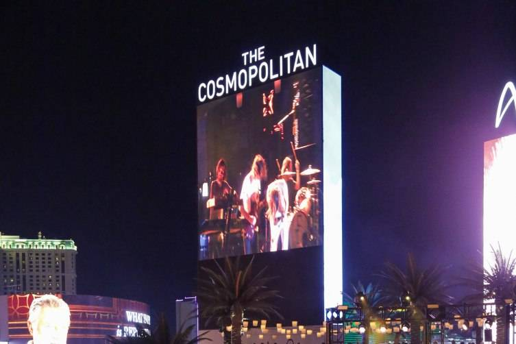 Cage the Elephant at The Cosmopolitan of Las Vegas_May 28_Graff_3