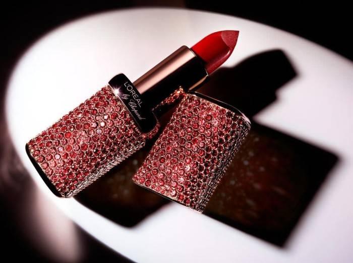 Chopard-Encrustes-L'Oreal-Paris-Color-Riche-Lipstick-1