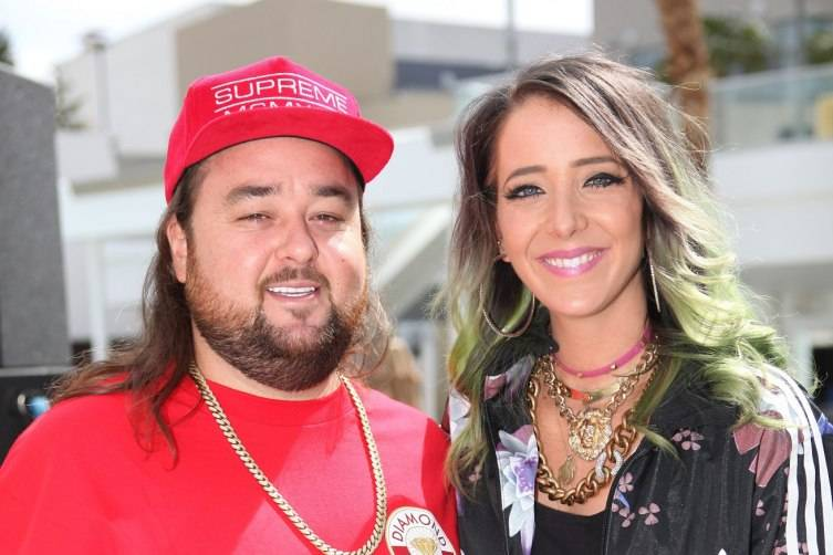 Chum Lee and Jenna Marbles all smiles at Ditch Fridays