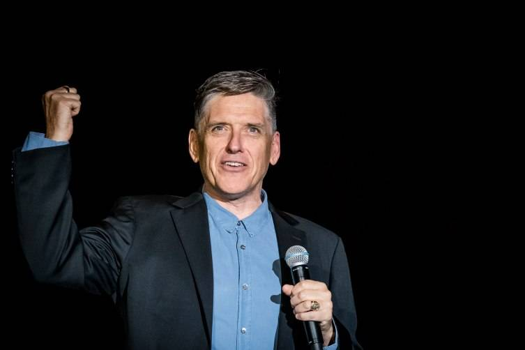 Craig Ferguson at The Chelsea in Las Vegas, NV