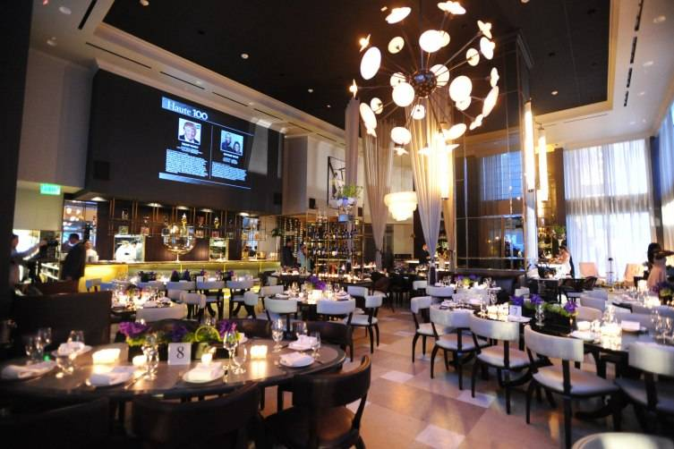 Inside Haute 100 Dinner at Tamarina