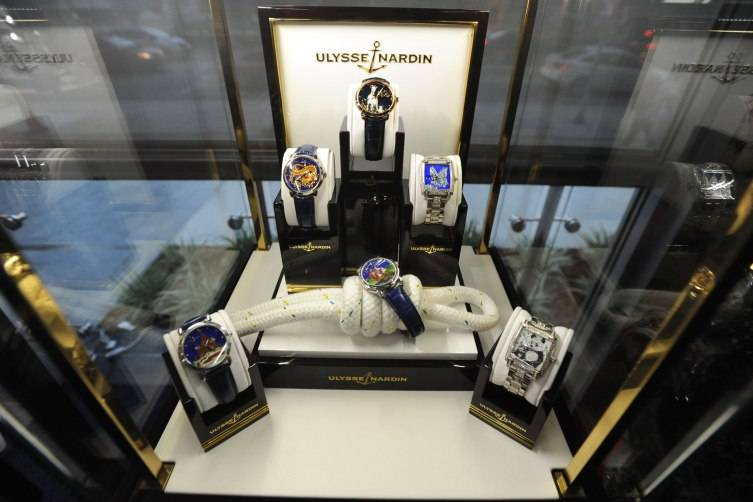 Limited Edition Watches from Ulysse Nardin