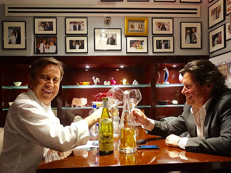 Daniel Boulud And Herb Karlitz Part 51