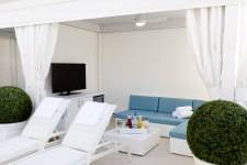 Delano Beach Club cabanas