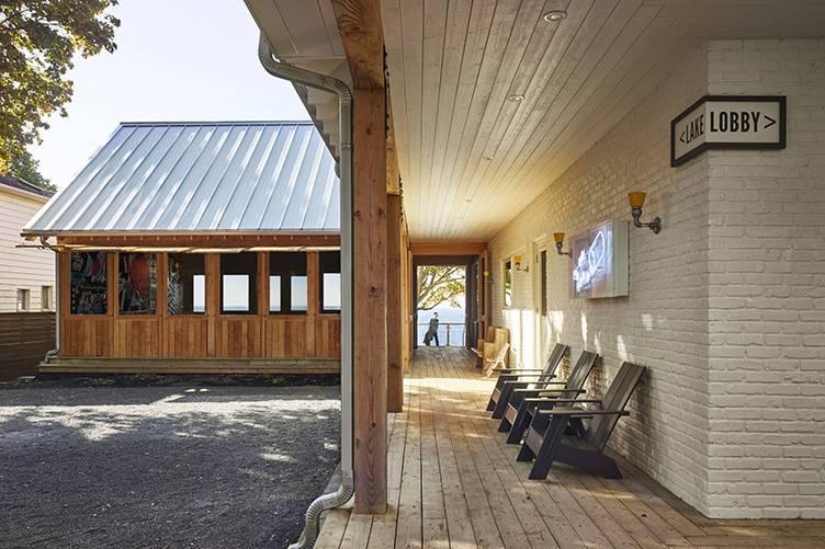 Drake Devonshire Inn, image via Ontario Tourism