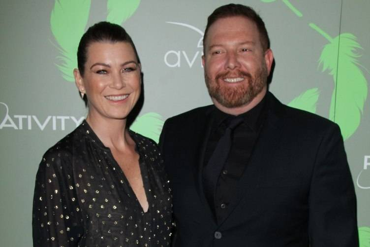 Ellen Pompeo and Relativity CEO Ryan Kavanaugh