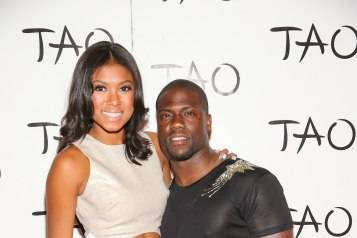 Kevin Hart Hosts at TAO Nightclub