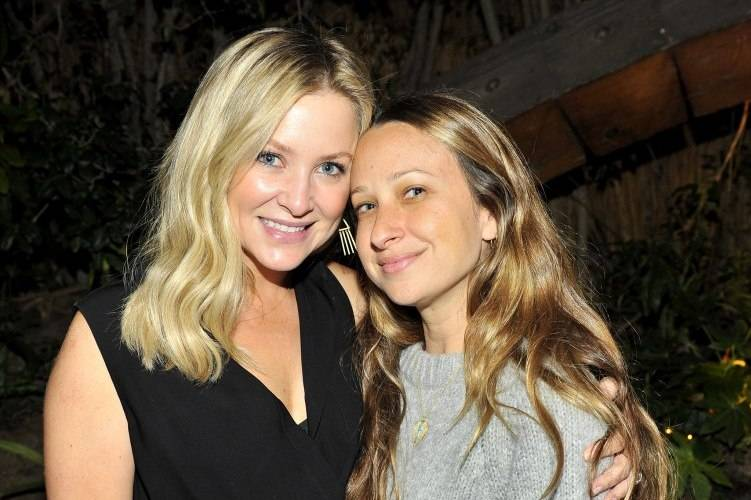Jessica Capshaw and Jennifer Meyer