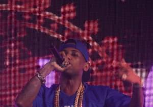 Fabolous at Tao