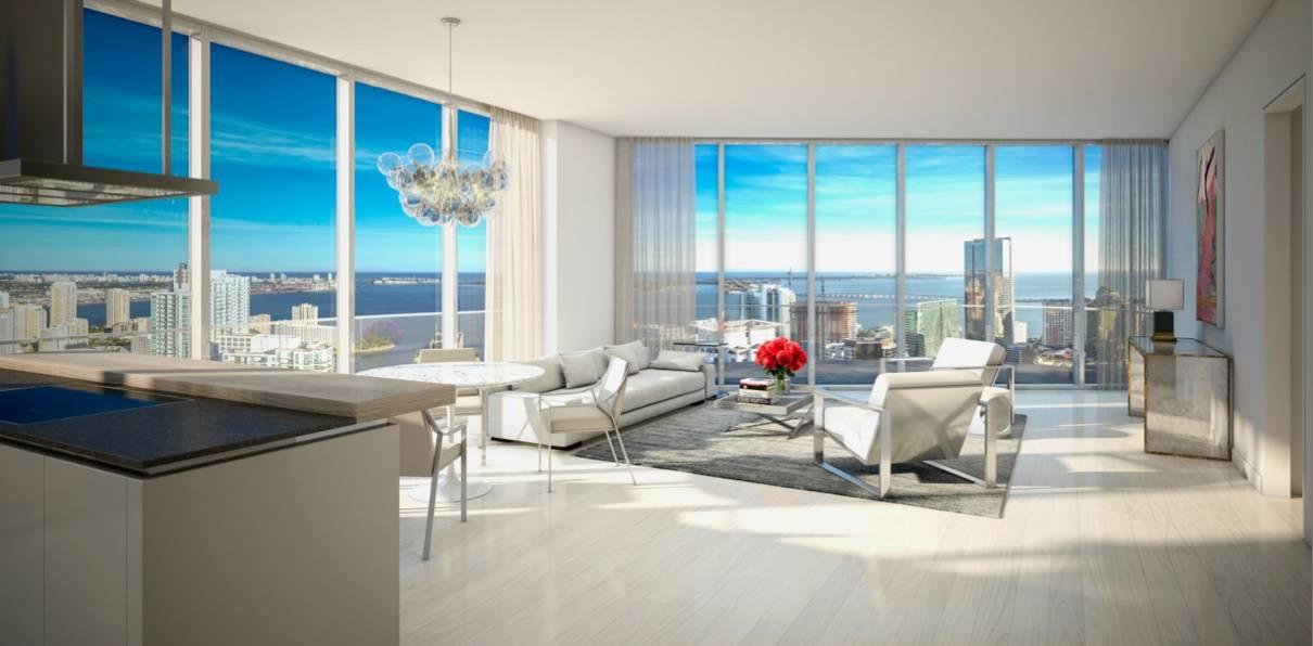 Miami S New Flatiron Building By Ugo Colombo