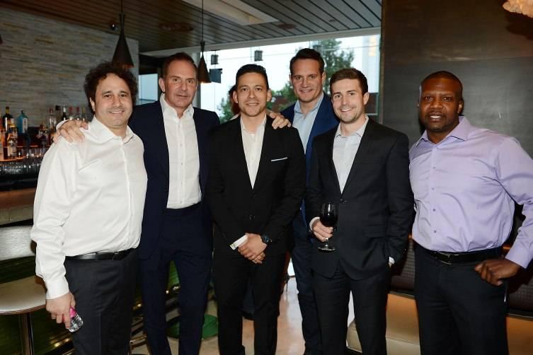 Celebrity Chef Kerry Simon Celebrates 60th Birthday At Namesake Restaurant  - Simon Restaurant & Lounge At Palms Place