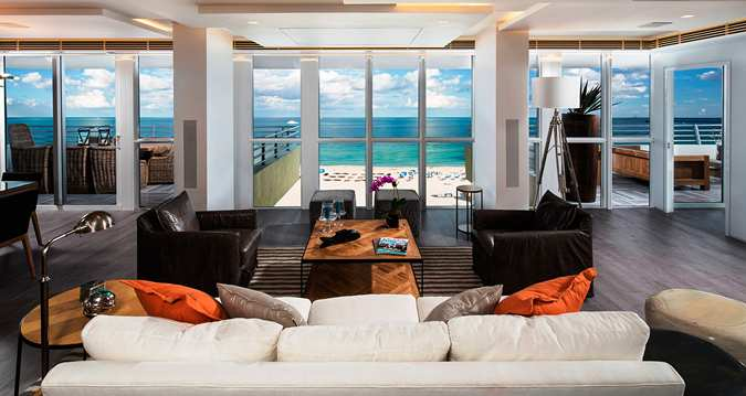 Keep Up With The Kardashians In Miami Rent Their Suite